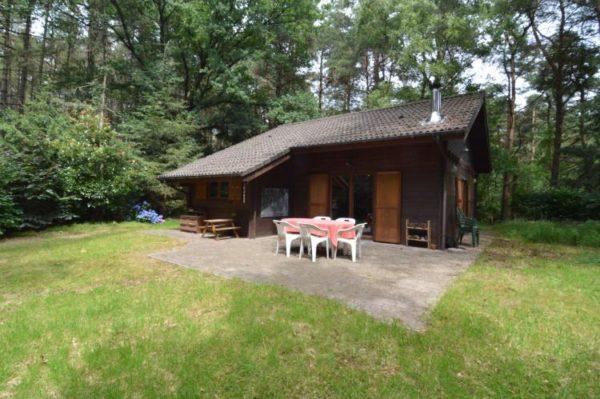 Chalet Boshuisje - België - Antwerpen - 5 personen - omheinde tuin