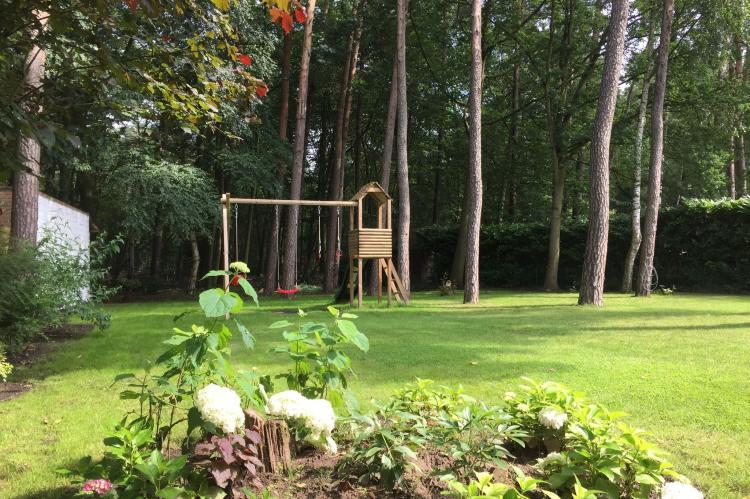 De Kattekesberg - België - Antwerpen - 8 personen - tuin