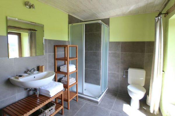 Gîte du Haut Chemin - België - Ardennen - 8 personen - badkamer