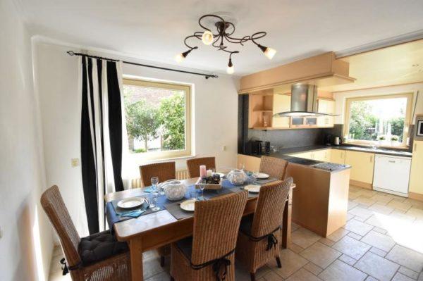 Het Mosselhuys - Nederland - Zeeland - 6 personen - keuken