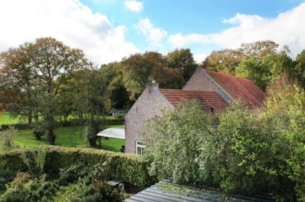 Klein Paarlo - Nederland - Limburg - 5 personen - omheinde tuin