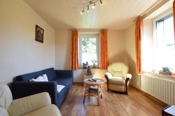Le Simplement - België - Ardennen - 4 personen - woonkamer