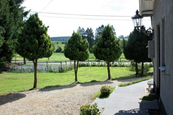 Vakantiehuis Chez Beau - België - Ardennen - 5 personen - omheinde tuin