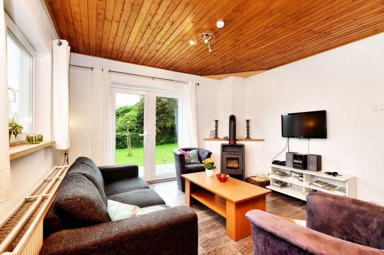 Vakantiehuis Chez Beau - België - Ardennen - 5 personen - woonkamer