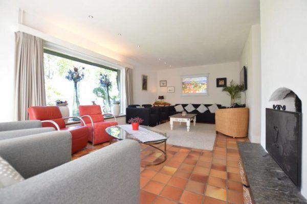 Villa Ganzenmars - Nederland - Overijssel - 12 personen - woonkamer