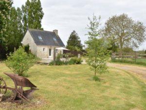 Cottage La Boulangerie - Frankrijk - Normandië - 4 personen