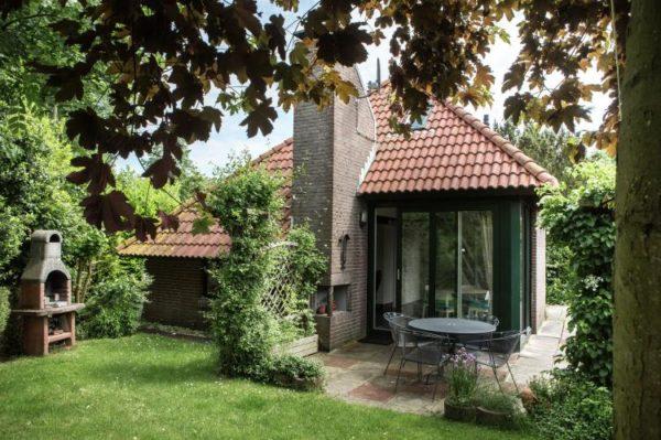 Herkingse Zeedijk 226 - Nederland - Zuid-Holland - 4 personen - omheinde tuin