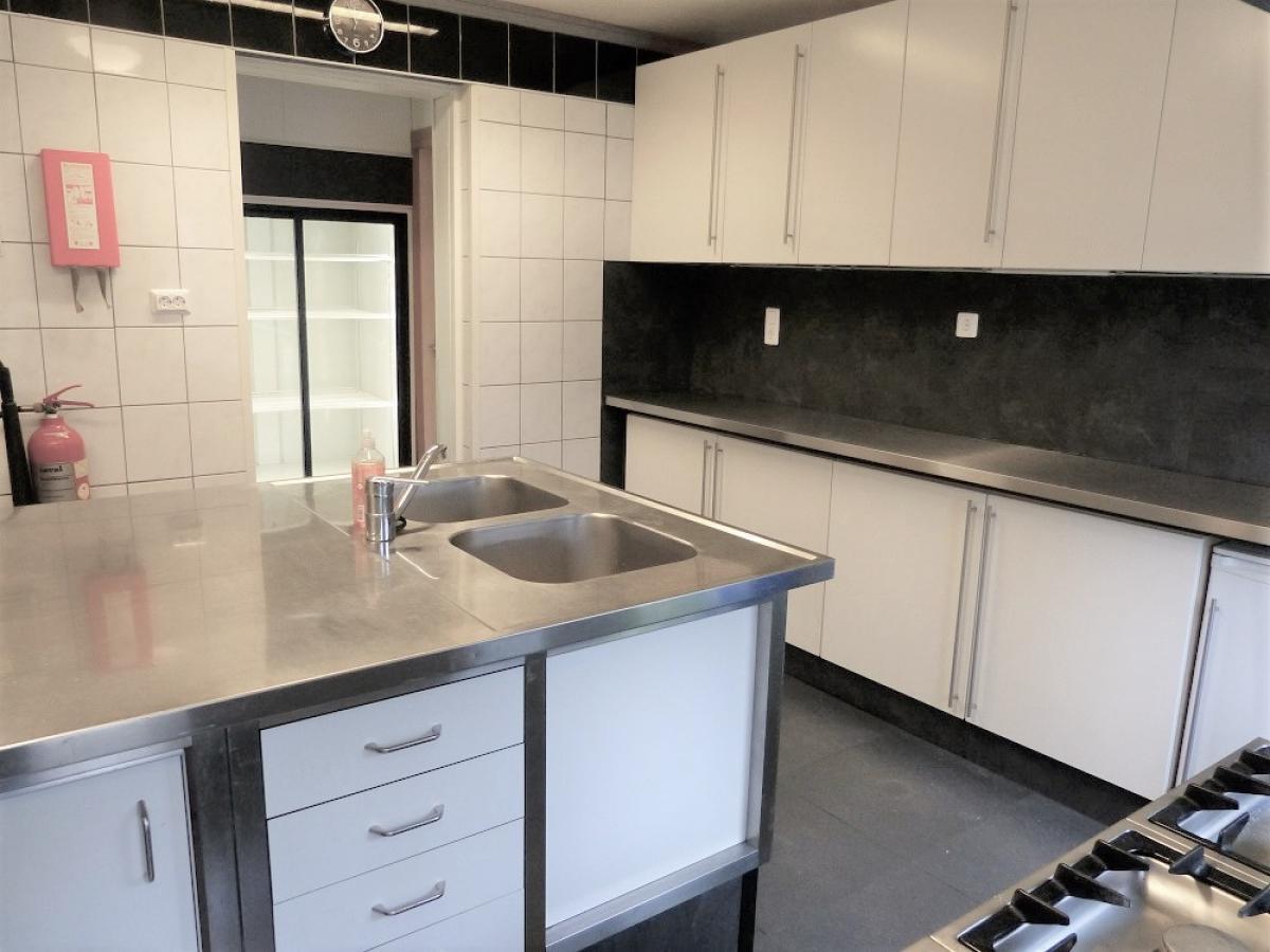 groepsaccommodatie DG183 Diever - Nederland - Drenthe - 32 personen - keuken