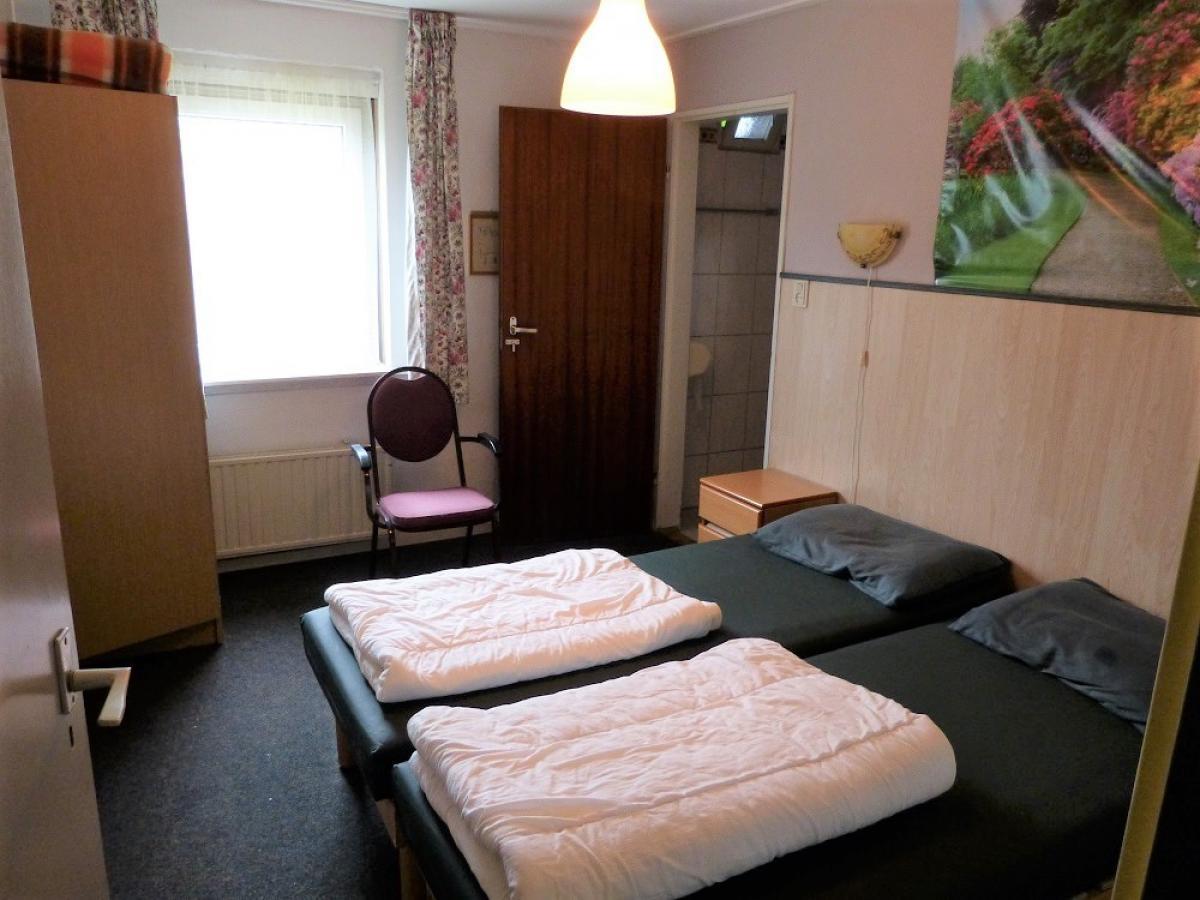 groepsaccommodatie DG183 Diever - Nederland - Drenthe - 32 personen - slaapkamer