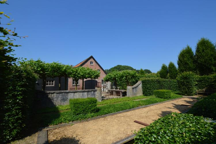 Vakantiehuis Alphen - Nederland - Noord-Brabant - 16 personen - omheinde tuin