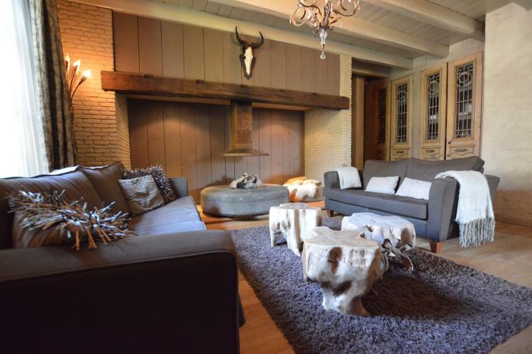 Vakantiehuis Alphen - Nederland - Noord-Brabant - 16 personen - woonkamer