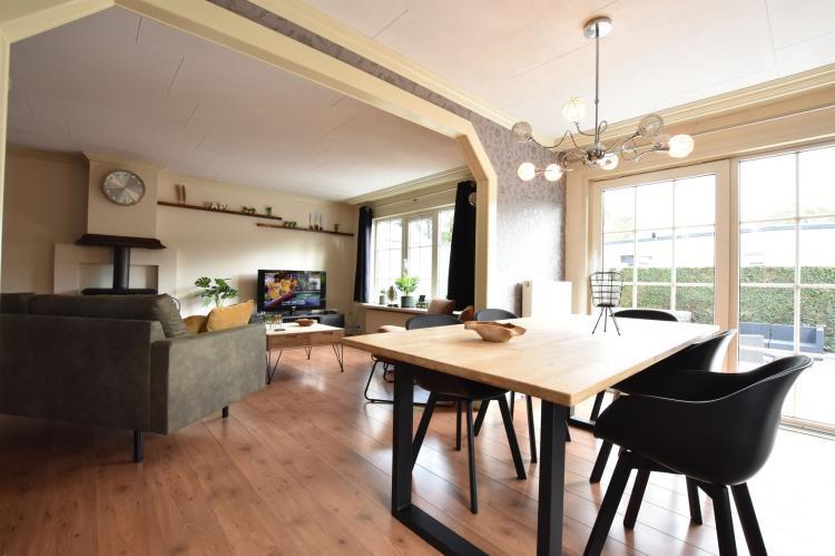 Vakantiehuis Kaatsheuvel - Nederland - Noord-Brabant - 6 personen - woonkamer