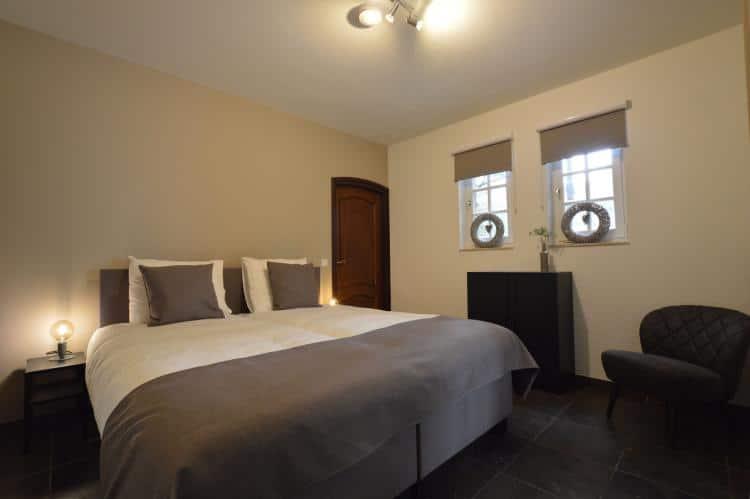Villa Arcen - Nederland - Limburg - 18 personen - slaapkamer
