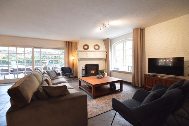 Villa Arcen - Nederland - Limburg - 18 personen - woonkamer
