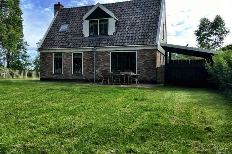 Villa Hippolytushoef - Nederland - Noord-Holland - 6 personen - omheinde tuin