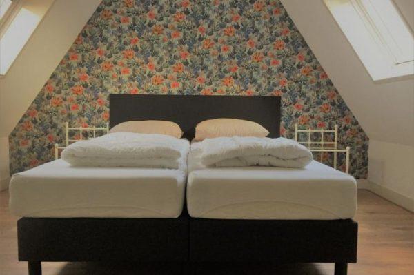 Villa Hippolytushoef - Nederland - Noord-Holland - 6 personen - slaapkamer