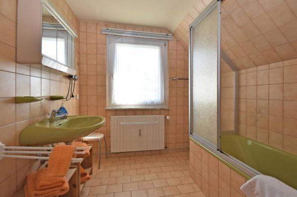 Appartement Braunlage Harz - Duitsland - Harz - 5 personen - badkamer