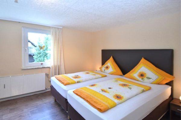Appartement Braunlage Harz - Duitsland - Harz - 5 personen - slaapkamer