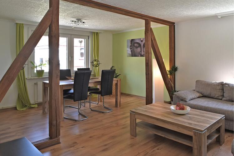 Appartement Braunlage Harz - Duitsland - Harz - 5 personen - woonkamer
