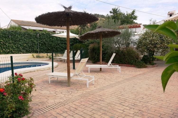 Cottage Antequera - Spanje - Andalusië - 8 personen - omheinde tuin