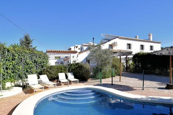 Cottage Antequera - Spanje - Andalusië - 8 personen - prive zwembad omheind