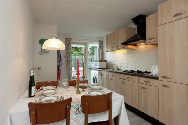 Cottage Nes - Nederland - Friesland - 4 personen - keuken