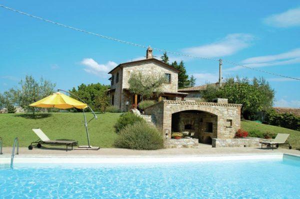 Luxe villa umbertide - Talie - Umbrië - 7 personen