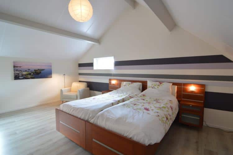 Vakantiehuis Boijl - Nederland - Friesland - 6 personen - slaapkamer
