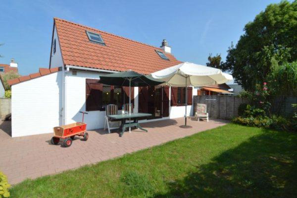Vakantiehuis De Haan - Belgie - West-Vlaanderen - 6 personen