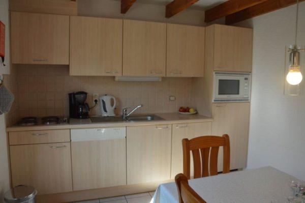 Vakantiehuis De Haan - Belgie - West-Vlaanderen - 6 personen - keuken