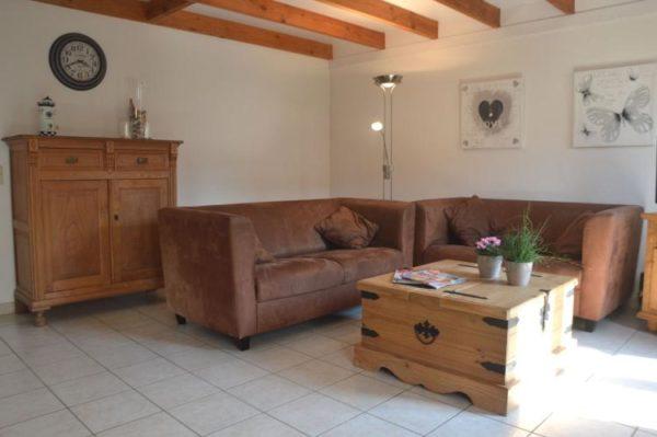 Vakantiehuis De Haan - Belgie - West-Vlaanderen - 6 personen - woonkamer