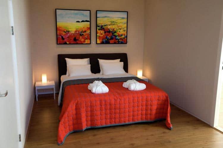 Vakantiehuis Hindeloopen - Nederland - Friesland - 2 personen - slaapkamer