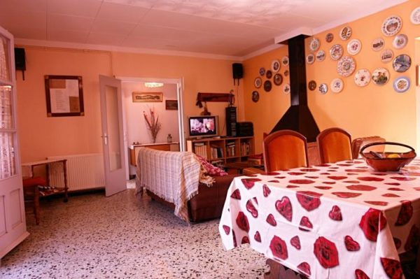 Vakantiehuis Sant Miquel - Spanje - Catalonië - 4 personen - woonkamer