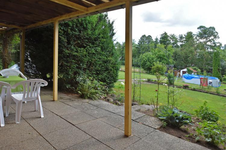 Vakantiehuis Ströhler - Duitsland - Hessen - 4 personen - omheinde tuin