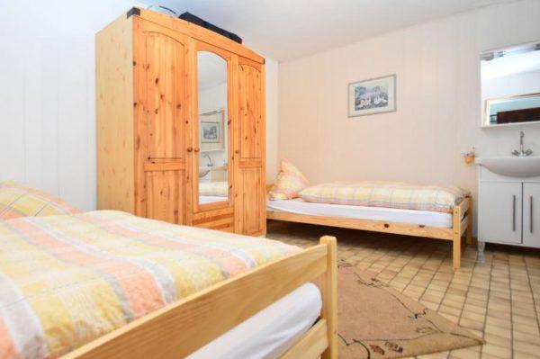 Vakantiehuis Ströhler - Duitsland - Hessen - 4 personen - slaapkamer
