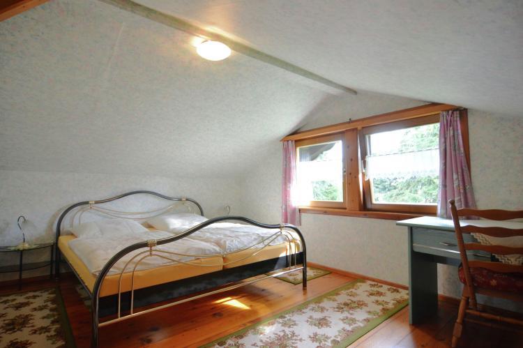 Vakantiehuis Wutha-Farnroda Thüringen - Duitsland - Thüringen - 4 personen - slaapkamer