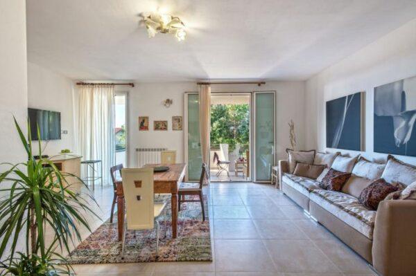 Villa belvedere fogliense - Italië - Le Marche - 30 personen - woonkamer
