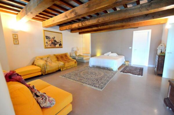 Villa Cagli - Italië - Le Marche - 5 personen - woonkamer