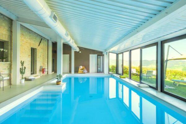 Villa Cagli - Italië - Le Marche - 5 personen - zwembad