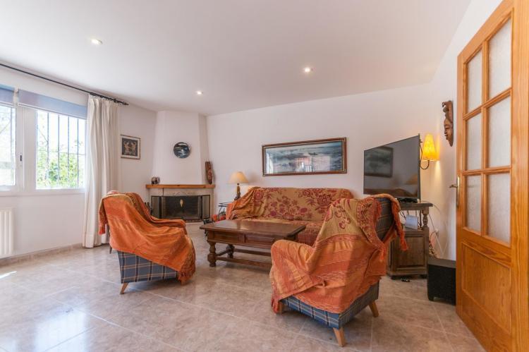 Villa Capella 34 - Spanje - Costa Brava - 8 Personen - woonkamer