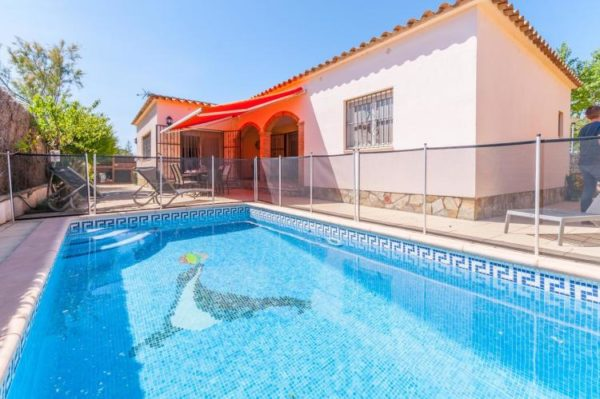 Villa Capella 34 - Spanje - Costa Brava - 8 Personen - zwembad