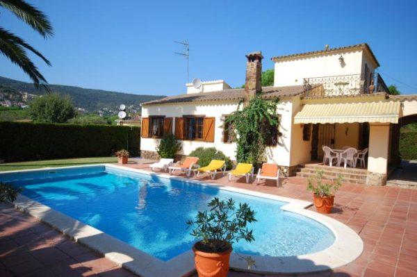 Villa Casa Martin - Spanje - Costa Brava - 6 Personen