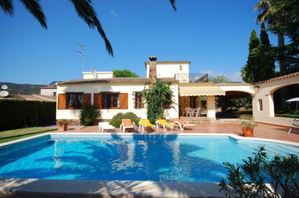 Villa Casa Martin - Spanje - Costa Brava - 6 Personen - zwembad