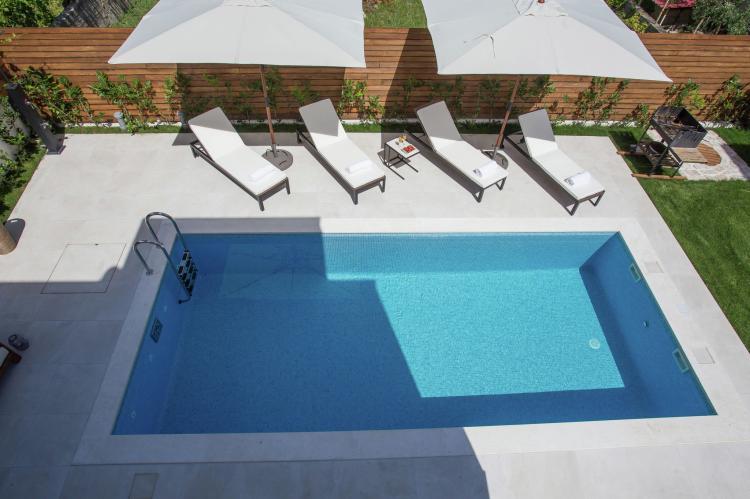 Villa Koras Villa - Kroatië - Midden Dalmatië - 8 personen - zwembad