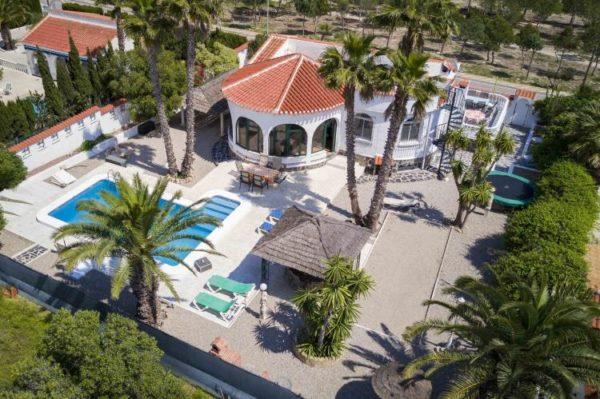 Villa San Fulgencio Costa Blanca - Spanje - Valencia - 10 personen