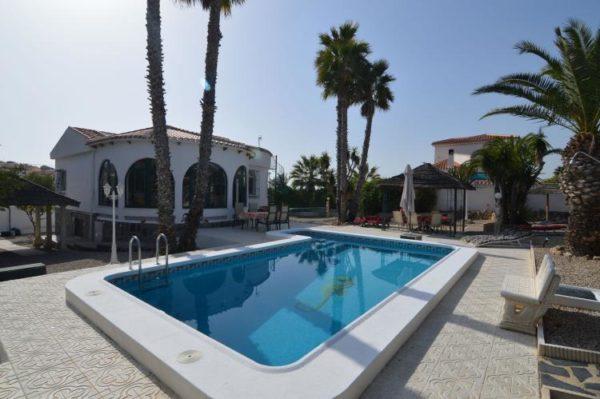 Villa San Fulgencio Costa Blanca - Spanje - Valencia - 10 personen - zwembad