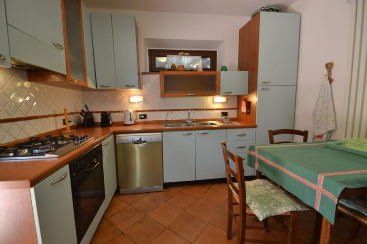 Villa Suvereto - Italië - Toscane - 10 personen - keuken