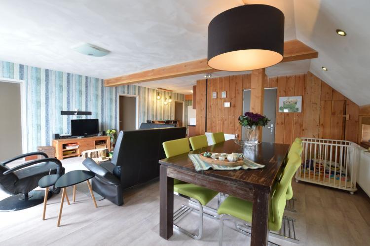 Boerderij Wapse - Nederland - Drenthe - 6 personen - woonkamer