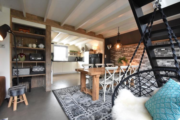Vakantiehuis Another Day in Paradise - Nederland - Noord-Holland - 3 personen - woonkamer