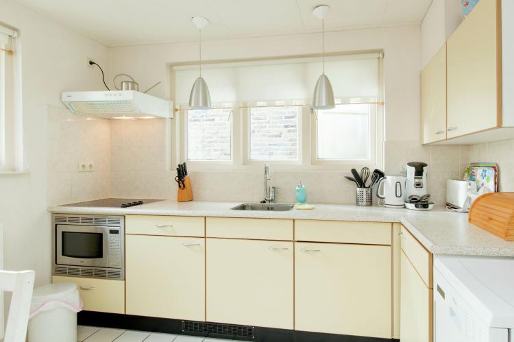 Vakantiehuis De Berken - Nederland - Noord-Holland - 2 personen - keuken
